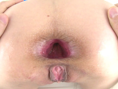 Christy Love showing off her perfect anus and gets it licked