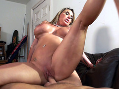 Holly Halston the pounding her sweet juicy pussy