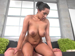 Rising porn star Priya Price knows how to ride a cock